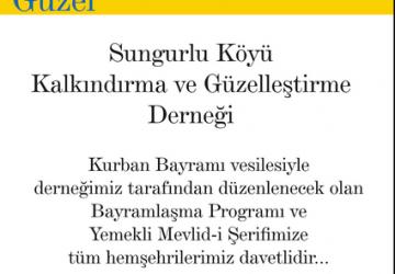 BAYRAMA DAVET